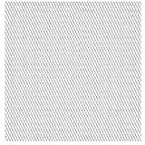 vidaXL Gittermatte Maschendraht Edelstahl Streckmetall Gitter 50×50cm 20×10×2mm