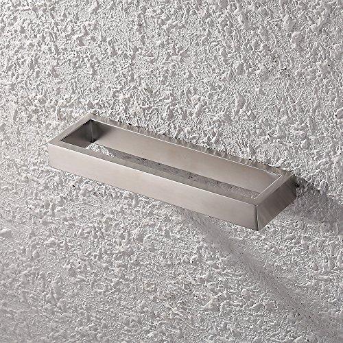 Porta Carta Igienica A Scomparsa.Kes Bagno Porta Carta Igienica In Acciaio Inox Sus 304 Wall Mount A230 P Marrone