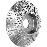JUSTDOLIFE Smerigliatrice Angolare Disco Ruota Legna Disco Abrasivo per Intaglio Strumento per