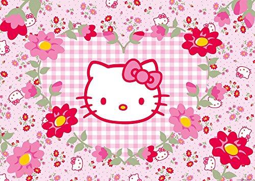 Imagen 1 de Hello Kitty - Un mar de flores, puzzle de 24 piezas (Ravensburger 05262 2)
