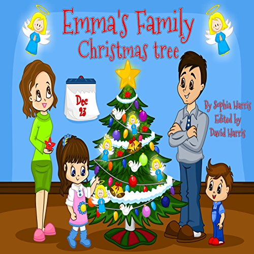 Emma's Family Christmas Tree (English Edition) Emmas Garland
