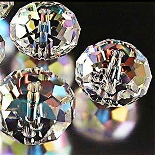 Großhandel 5040 Österreich Kristall Glas AB Perlen Edelstein lose Perlen Auswahl 4mm 6mm 8mm 10mm 12mm (4mm)