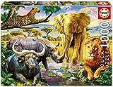 Educa 16748 - 1000 The Big Five, Puzzle