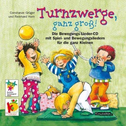 Turnzwerge, ganz gro! von Grger, Constanze (2008) Audio CD