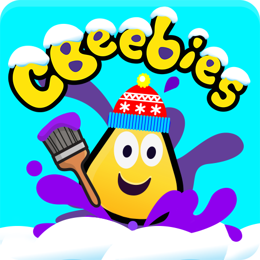 BBC CBeebies Get Creative - Build, paint and play!