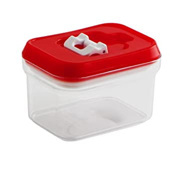 Quid Dry-Box Square Storage Container u2013 0.5 Litres 05 litros  sc 1 st  Amazon UK & Quid Dry-Box Square Storage Container - 0.5 Litres 05 litros ... Aboutintivar.Com