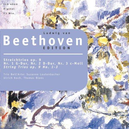Streichtrios 3-5 (Op. 9)