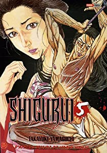 Shigurui Edition simple Tome 5