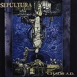 Sepultura: Chaos A.D. (Audio CD)