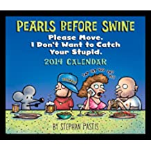 Pearls Before Swine 2014 Day-to-Day Calendar
