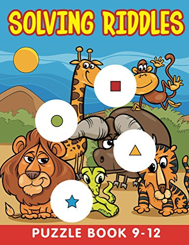 zle Book 9-12 (Riddle Puzzles Series) (English Edition) ()