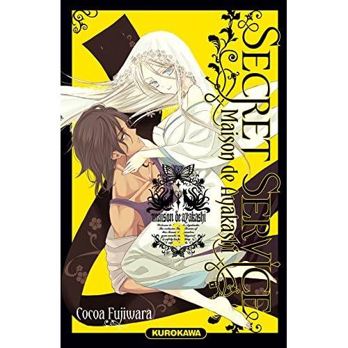Secret Service - Maison de Ayakashi Vol.3