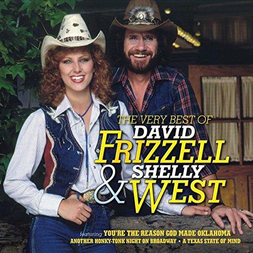 Preisvergleich Produktbild The Very Best of David Frizzell & Shelly West