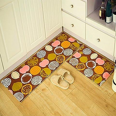 YangR*La cucina Fußmatte molto il piede nella porta all'ingresso delle