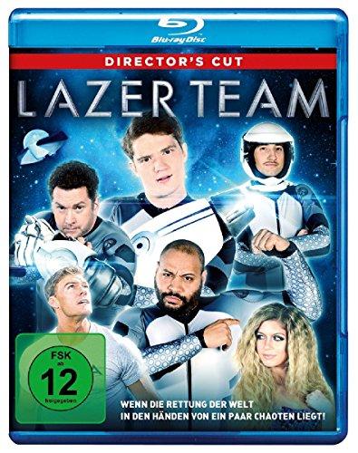 Lazer Team [Blu-ray] [Director's Cut]