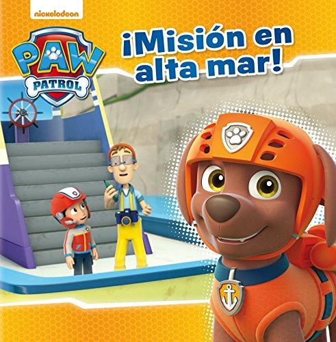 Misión en alta mar (Paw Patrol - Patrulla Canina. Primeras lecturas) por Nickelodeon Nickelodeon