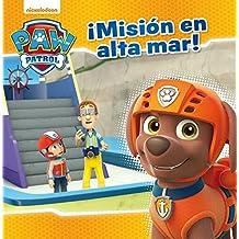 Misión en alta mar (Paw Patrol - Patrulla Canina. Primeras lecturas)