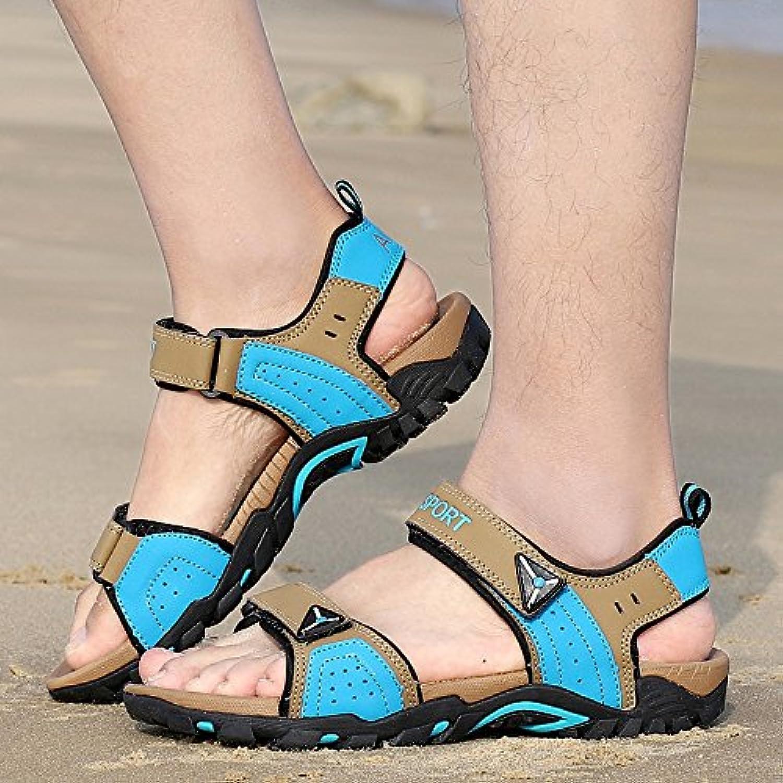 xing lin sandali uomo sandali uomo spiaggia estate casual uomo outdoor spiaggia uomo scarpe da uomo, nuovo con la suola antiscivolo...  Parent 393b25
