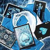 Bicycle 1040830 Ice Kart Oyunu Koleksiyoncular için, Mavi