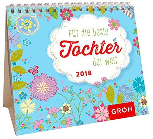Für die beste Tochter der Welt 2018: Mini-Monatskalender