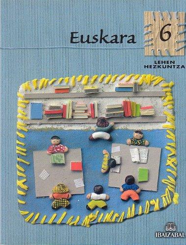 Euskara -LMH 6-: Kometa Ibiltaria proiektua