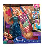 #9: BABY N TOYYS Doll With Hair Color & Design Studio Set With Accessories