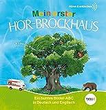 Mein erster Hör-Brockhaus: Ein buntes Bilder-ABC in Deutsch und Englisch