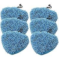 Spares2go coral, copertura del panno per Dirt Devil dss04-e0111in 1Steam