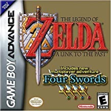 The Legend of Zelda A Link To The Past GAME BOY ADVANCE