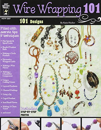 Wire Wrapping 101 by Katie Hacker (1-May-2012) Paperback par Katie Hacker