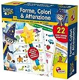 Lisciani Giochi 60993 - Maghetto Maxi Schede Numeri, Forme e Colori