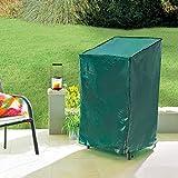 Schutzhülle für 4 Stapelsessel - oder kleine Garten-Möbel etc. 68 x 68 x 100/120 cm