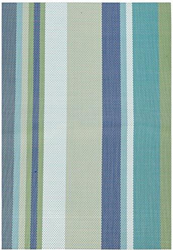KESPER 77547 Set de Table Plastique Multicolore 43 x 29 x 0,1 cm