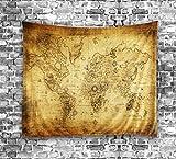 Elefante retro mapa decoración mandala impreso tapices decorativos indio alfombra alfombra tapicería arte indio , 4 , 150*130cm
