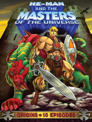 He-Man and the Masters of the Universe: Origins by He-Man