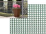 Nortene M27156 - Tela cuadrada c105 - blanca 1x25 mt