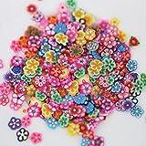 Pegatinas decorativas para uñas 1000.