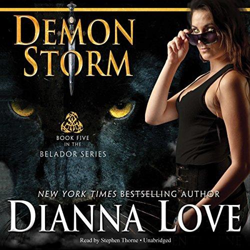 Demon Storm (Belador series, Book 5) by Dianna Love (2015-10-13)