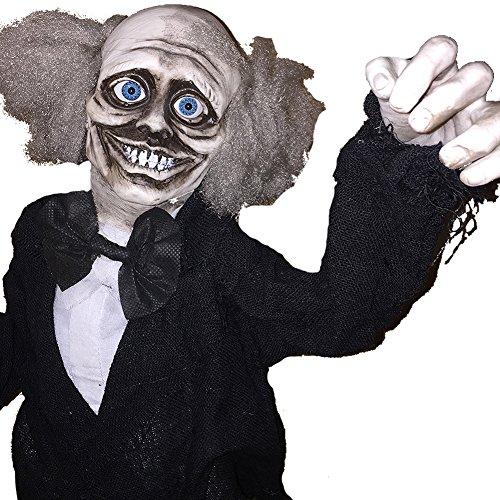 Halloween stehend Animierter Spooky Man 73,7cm von Darice