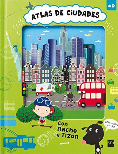 Atlas de ciudades por Iva Šišperová