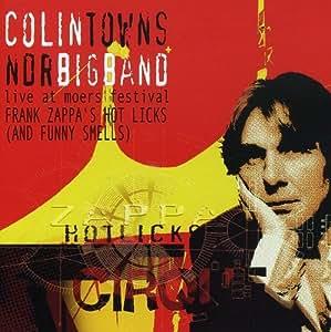 Frank Zappas Hot Licks (and Funny Smells)