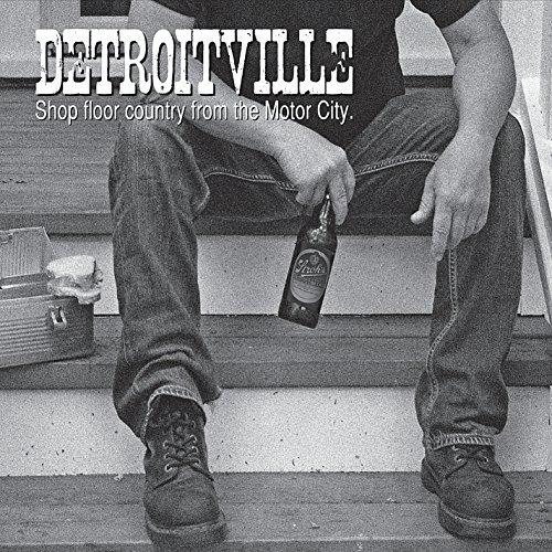 Detroitville by Nick Pivot (2015-08-03) -