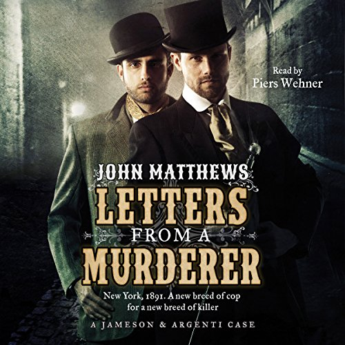 Letters from a Murderer  Audiolibri