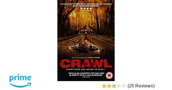 Crawl [DVD]: Amazon co uk: Andy Barclay, Paul Bryant, Lauren Dillon