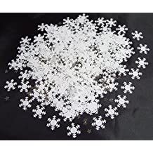 """""""Snow Flakes"""" Christmas Mix Table Confetti Party Decoration"""