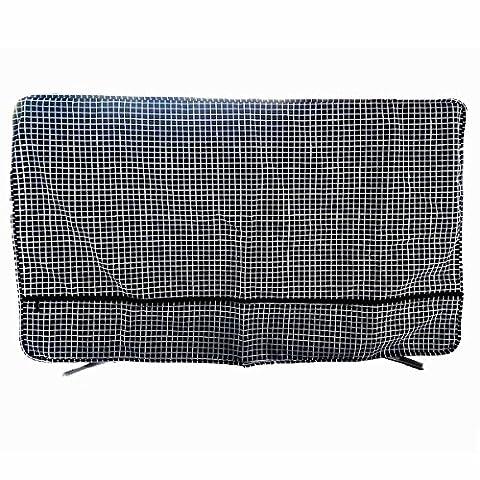 AF-WAN-28,32,40,43-Zoll-TV-Abdeckung. Schützen Sie Ihre TV - Innen- und Außenbereich - wasserdicht und staubdicht Funktion - auf LED-LCD-Plasma-TV-Unterstützung maschinenwaschbar - Displayschutz (Wie Groß Ist Ein 32 Zoll Fernseher)