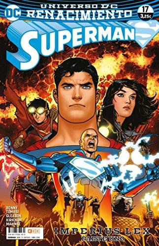 Superman núm. 72/ 17 (Renacimiento) (Superman (Nuevo Universo DC)) por Doug Mahnke