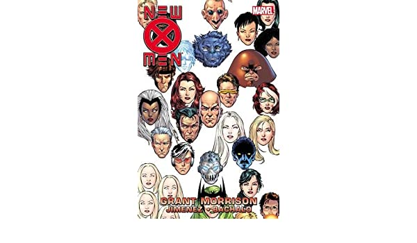 New X-Men by Grant Morrison Book 6: Amazon in: Grant