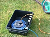 LED housing IP55Outdoor Electricity Connection Box for plugs and transformers