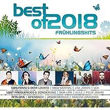 Best of 2018-Frühlingshits